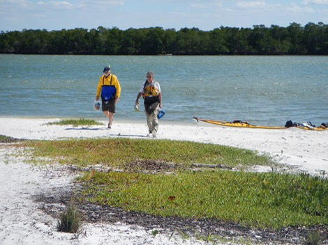 Ranger Station to Lulu Key 2/18/13 - 09