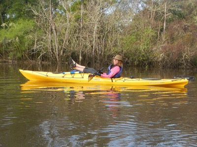 Ochlockonee River 3/19/13 - 06